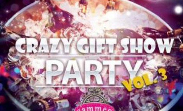 Crazy Gift Show @Cammeo Cafe Bar