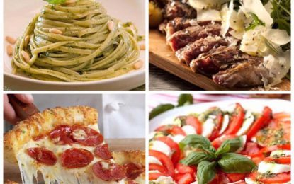 Η πρόταση της ημέρας: Food and wine pairing #Italian night @Kennedy