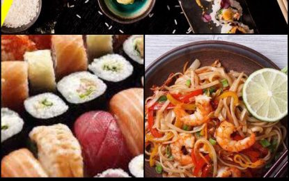 Σέρρες: Sushi Night  @Kennedy Gastro and Coffee Bar