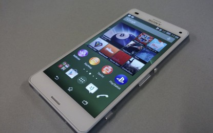 Sony Xperia Z3 Compact hands-on review: Μικρό αλλά θαυματουργό!
