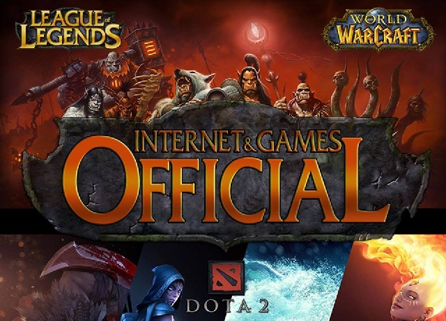 Official Internet & Games