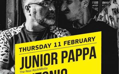 Junior Pappa – Antonio@ Why Club Serres