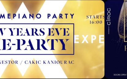New Year's Eve Pre Party @Why Club Serres