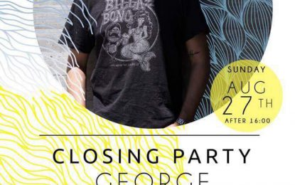 George Tsilipakos Closing Party @Macambo Serres