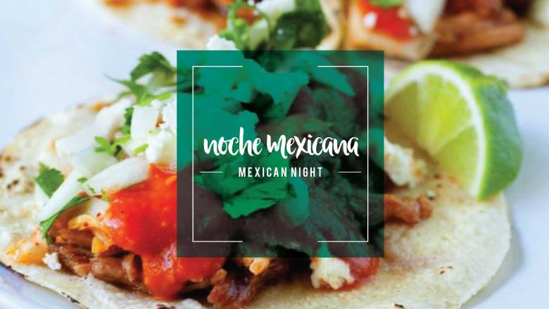 Σέρρες: Mexican Night  @Kennedy Gastro and Coffee Bar