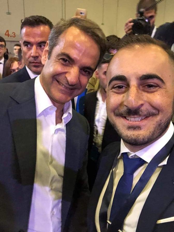 Υποψήφιος πρόεδρος για τη ΝΕ ΟΝΝΕΔ Ιωαννίνων ο Νεόφυτος Καλαϊτζίδης