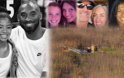 Κόμπι Μπράιαντ: Όλα τα πρόσωπα της τραγωδίας(Εικόνες)