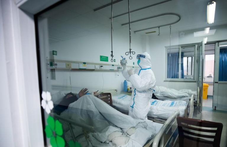 Κοροναϊός: Πάνω από 100 οι νεκροί! Πρώτο κρούσμα στην Γερμανία(Εικόνες)