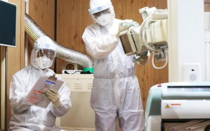 Κορωνοϊός: Μπορεί να μολυνθεί το 60% του πληθυσμού της Γης -Ειδικός προειδοποιεί