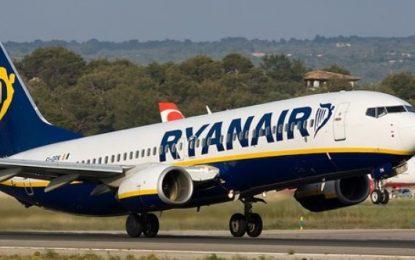 Τρόμος σε πτήση της Ryanair από το Βουκουρέστι: Η καμπίνα γέμισε καπνούς αμέσως μετά την απογείωση
