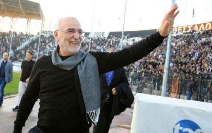 ΠΑΟΚ: Σε πρώτο πλάνο το νέο γήπεδο- Bussiness plan εγκαταστάσεων και εξορθολογισμό του μπάτζετ ζήτησε ο Σαββίδης