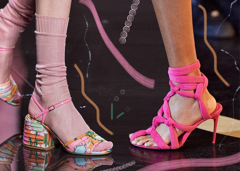 Παπούτσια Άνοιξη / Καλοκαίρι 2020: Αυτές οι τάσεις θα φορεθούν με μανία φέτος