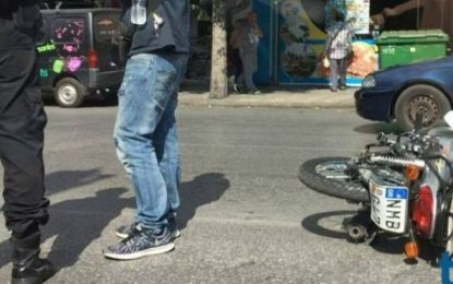 Τρέχουν, μπαίνουν στο αντίθετο ρεύμα και δεν φοράνε κράνος οι οδηγοί στη Θεσσαλονίκη