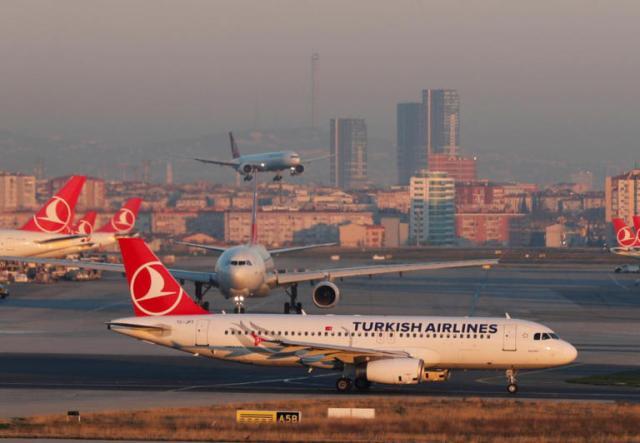 Κωνσταντινούπολη: Συναγερμός στο αεροδρόμιο! Ακυρώνονται δεκάδες πτήσεις
