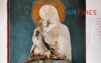 Θεσσαλονίκη: Βανδάλισαν εκκλησάκια στο κέντρο της πόλης