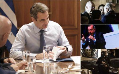 """Διπλωματικός """"πυρετός""""! Ο Χάφταρ στην Αθήνα, οι ισορροπίες και το παρασκήνιο"""