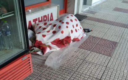 """Ξάνθη: Τον ξύπνησαν και τους """"κούφανε""""! Δεν ήταν άστεγος όπως πίστεψαν αρχικά(Εικόνα)"""