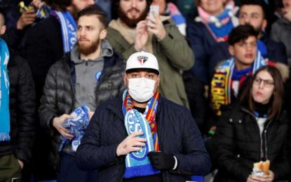 Κορονοϊός: Θετικός στον ιό Ιταλός ποδοσφαιριστής!