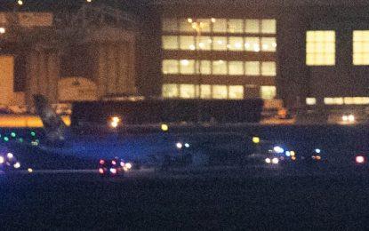 Θρίλερ στη Μαδρίτη: Αεροσκάφος με 130 επιβάτες έκανε αναγκαστική προσγείωση