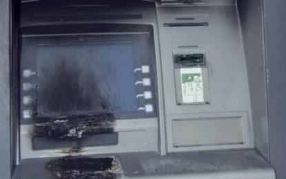 Τίναξαν στον αέρα ΑΤΜ αλλά δεν πήραν χρήματα στα Ιωάννινα