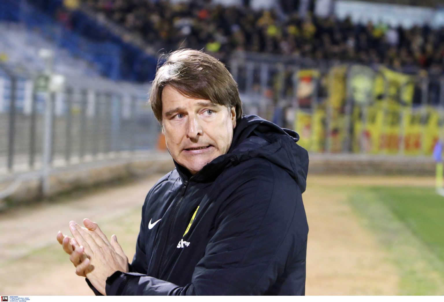Ένινγκ στην Bild: «Η Ελλάδα έχει πάθος για το ποδόσφαιρο, ελπίζω να πάρουμε το Κύπελλο»