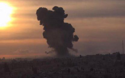 """Συρία: Πόλεμος! """"Μπαράζ"""" Τουρκικών βομβαρδισμών κατά των δυνάμεων του Άσαντ(Βίντεο)"""