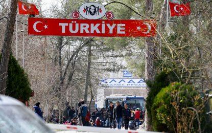 LIVE Eικόνα: «Σφραγίζουν» τα σύνορα στον Έβρο!  Απέτρεψαν την είσοδο 300 μεταναστών – Έκλεισε το τελωνείο στις Καστανιές!