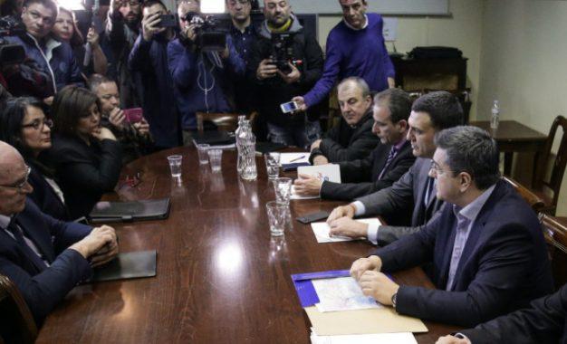 Έκτακτη σύσκεψη στη Θεσσαλονίκη για το πρώτο κρούσμα Κορωνοϊού (Βίντεο)