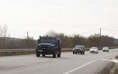 Έβρος: Έφτασε το αυστριακό όχημα για τη φύλαξη των συνόρων (Εικόνα)