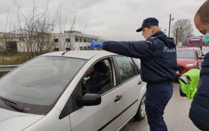Σέρρες: Εντατικοί έλεγχοι της Αστυνομίας σε οχήματα και πεζούς(Εικόνες&Βίντεο)