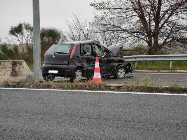 Τροχαίο δυστύχημα στο Σιδηρόκαστρο-Νεκρή η 45χρονη οδηγός