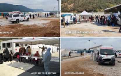 Κλειστές δομές Μαλακάσας – Σερρών: Με εντατικούς ρυθμούς οι ιατρικοί έλεγχοι