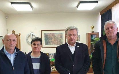 Δήμαρχος Σιντικής: Αποτρέπουμε τον διχασμό των δημοτών με την επιλογή του «Κλειδιού» για κλειστή δομή