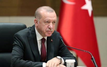 Ερντογάν: Δεν κλείνουν τα σύνορα! Αναλάβετε το βάρος που σας αναλογεί