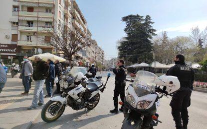Πέμπτη ημέρα χωρίς κρούσματα στο Νομό Σερρών