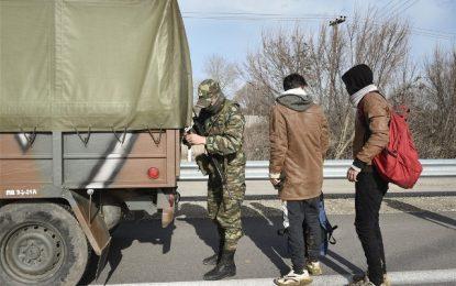 Έβρος: 6.955 αποτροπές εισόδου και 24 συλλήψεις σε ένα 24ωρο