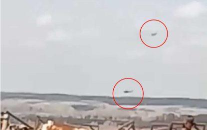 Βίντεο ντοκουμέντο από την τουρκική πρόκληση στον Έβρο! Καρέ – καρέ η χαμηλή πτήση των τουρκικών F16