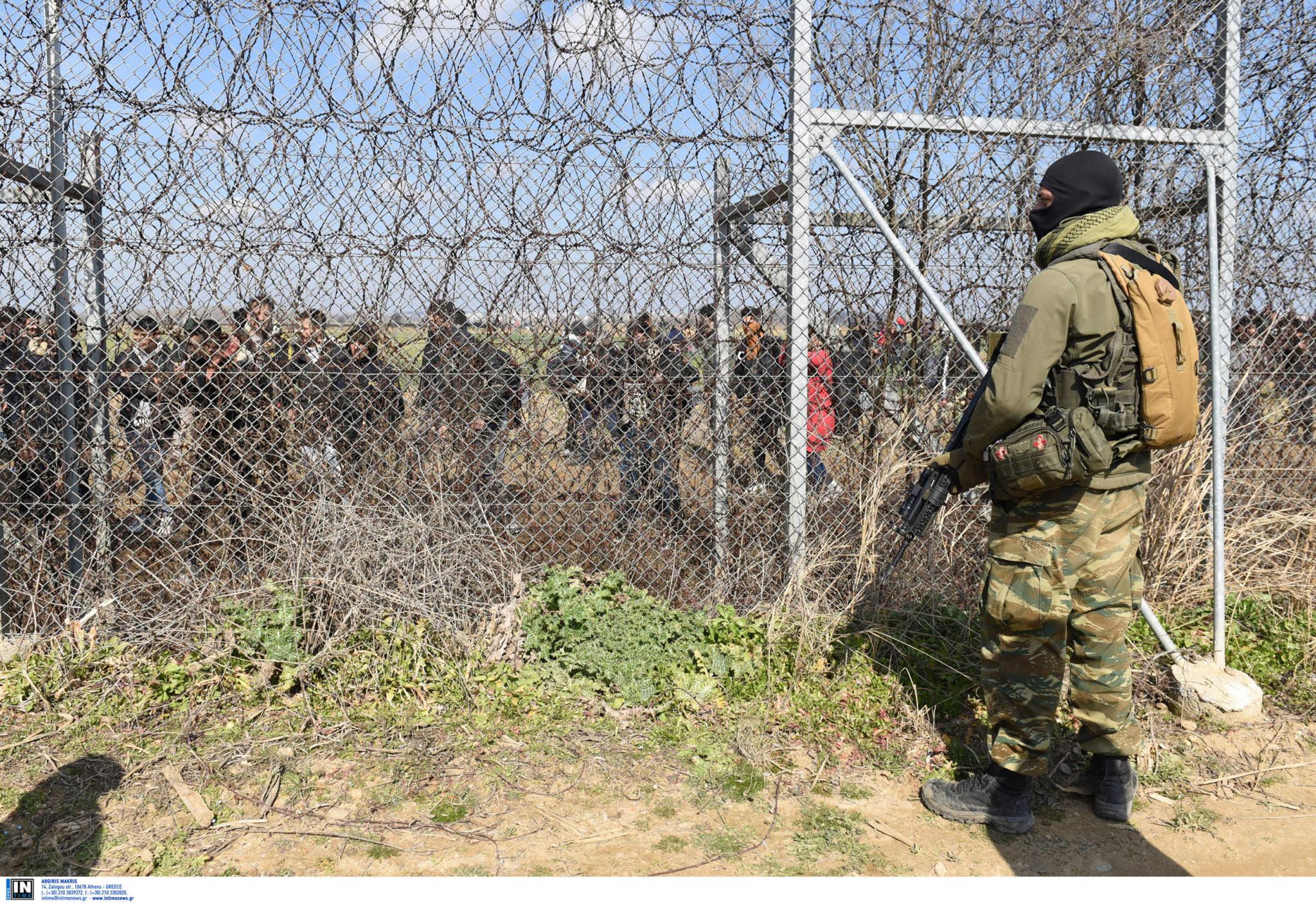 Μεγαλώνει κατά 40 χιλιόμετρα ο φράχτης στον Έβρο! Κυβέρνηση: Ο Τσίπρας «παίζει παιχνιδάκι»