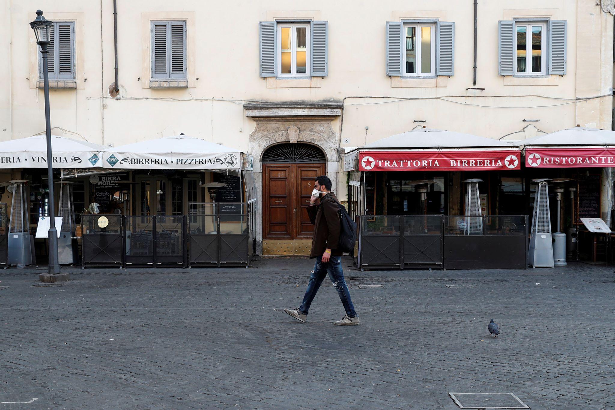 Eκτός ελέγχου η κατάσταση στην  Ιταλία! 168 νεκροί σε μία μέρα! Θερίζει ζωές ο κορονοϊός
