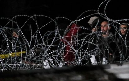 """""""Ρουκέτες"""" από Ρωσία: Η Τουρκία σπρώχνει 130.000 πρόσφυγες προς την Ελλάδα"""