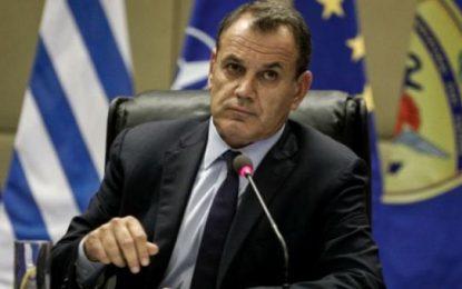 Παναγιωτόπουλος: «Ο συναγερμός στον Έβρο δεν λήγει, θα συνεχίσουμε να είμαστε εκεί και να απαντούμε»