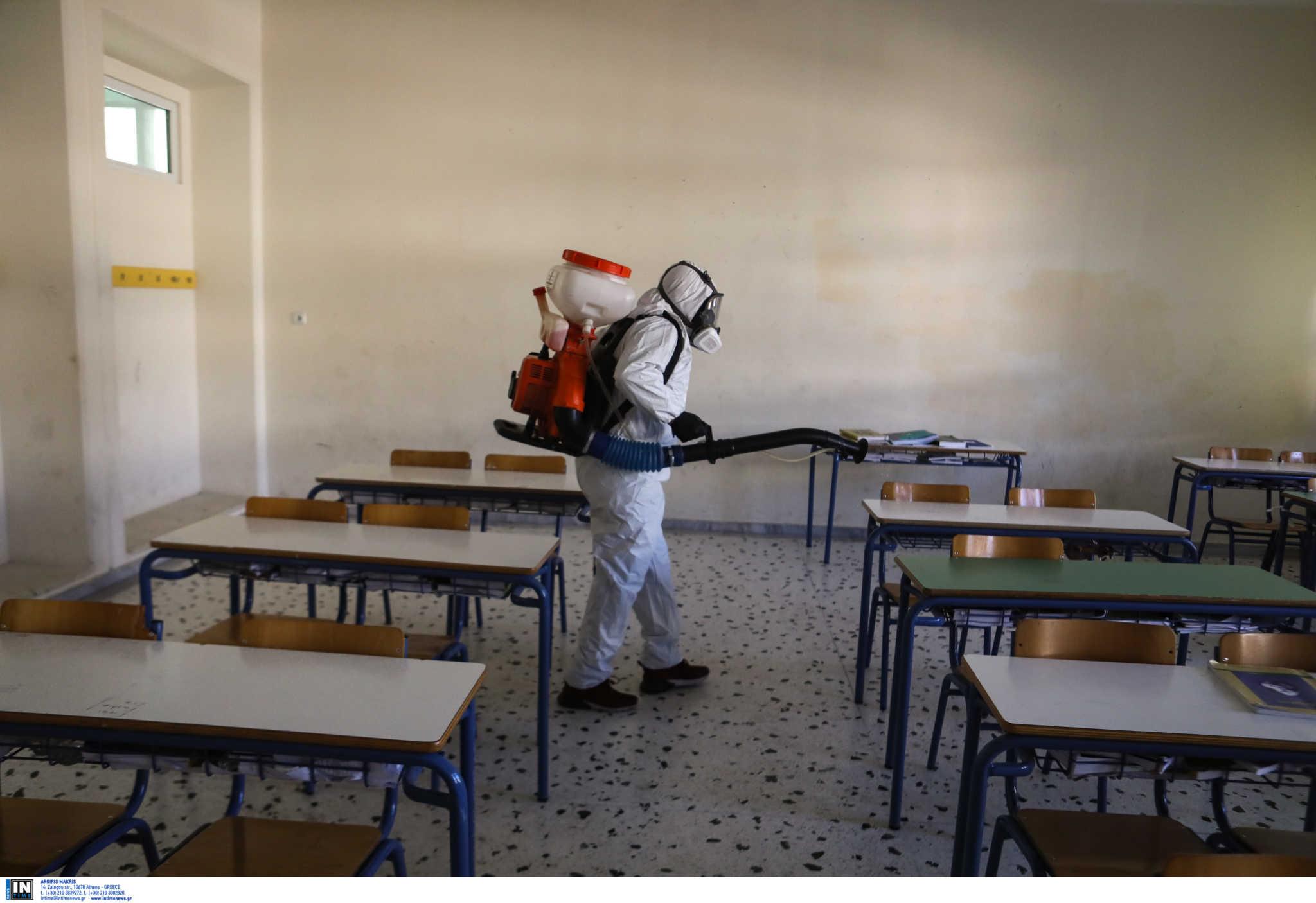 Πάτρα: Μάνα που συμμετείχε σε κατάληψη σχολείου κατά της μάσκας… βρέθηκε με κορονοϊό! Είναι υπάλληλος του νοσοκομείου
