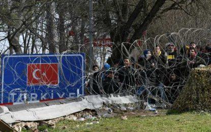 """""""Θύμωσαν"""" την Άγκυρα οι θερμές δηλώσεις της ευρωπαϊκής ηγεσίας από τον Έβρο"""