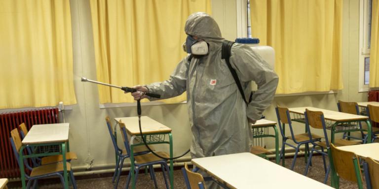Κορωνοϊός: Εκτακτα μέτρα πρόληψης, κλείνουν 28 σχολεία – Αναλυτικά η λίστα