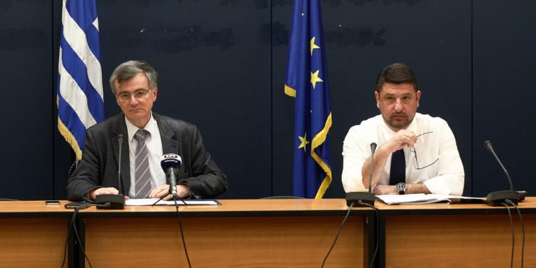 Τσιόδρας: 77 νέα κρούσματα κορονοϊού στην Ελλάδα! «Η άρση των μέτρων είναι μαραθώνιος»
