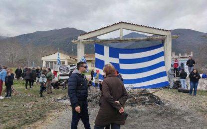 """Τώρα στις Σέρρες: """"Ο κύβος ερρίφθη"""" η κλειστή δομή φιλοξενίας θα γίνει στη Βυρώνεια(Εικόνες&Βίντεο)"""