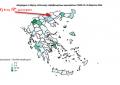 Σέρρες: Στην 14η θέση με 8 κρούσματα κορωνοϊού – Η ανθρωπογεωγραφία των κρουσμάτων