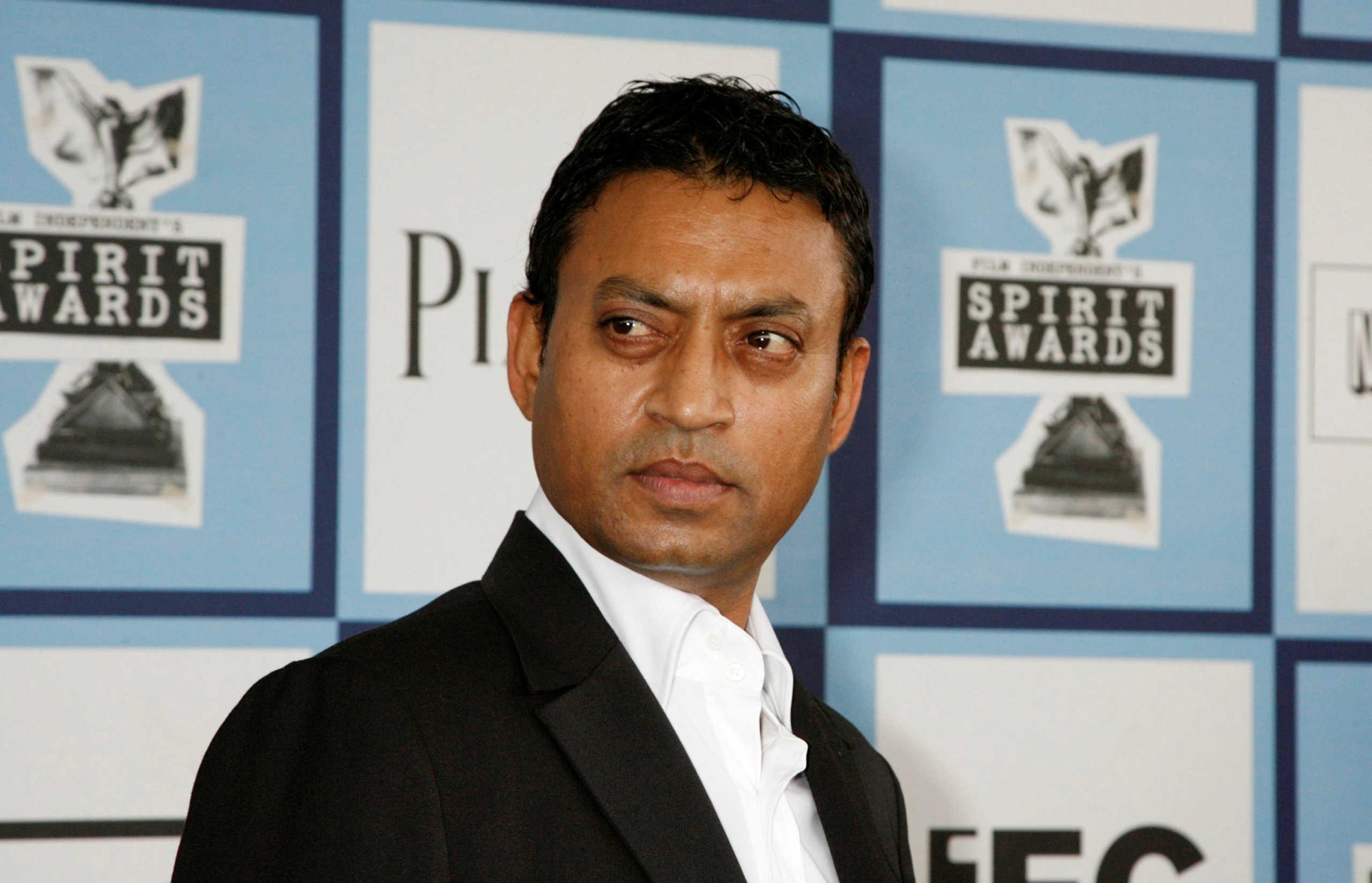 Πέθανε ο Irrfan Khan – Θρήνος για τον 53χρονο ηθοποιό του Slumdog Millionaire