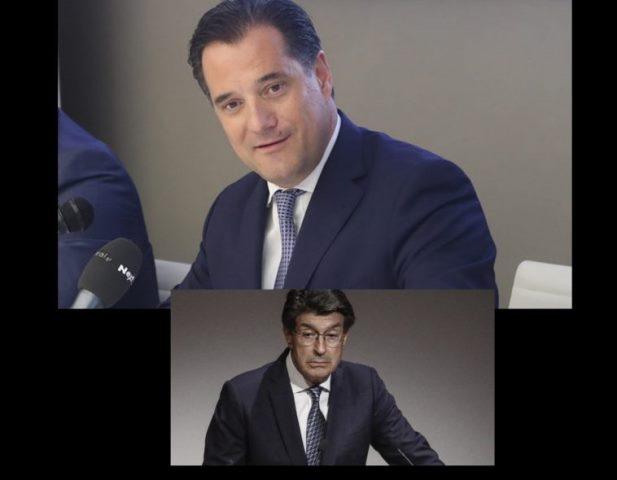 """Το τηλεφώνημα Άδωνη-Φέσσα για την αισχροκέρδια της ACS. Δεν """"μάσησε"""" ο Υπουργός"""