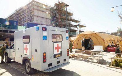 Σοκαριστική μαρτυρία Έλληνα με κορονοϊό στη Σουηδία: Νοσηλευτές με ξεφόρτωσαν στο δρόμο με 39.5 πυρετό